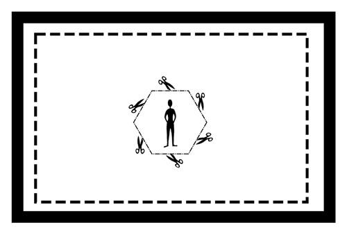 Границы опасности для тела